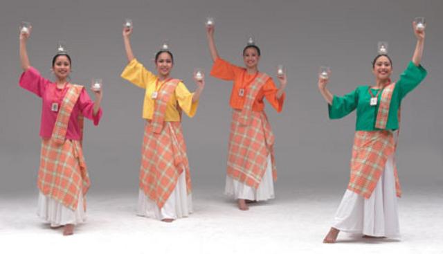 Philippines Folk Dance – Ang Pandanggo sa Ilaw